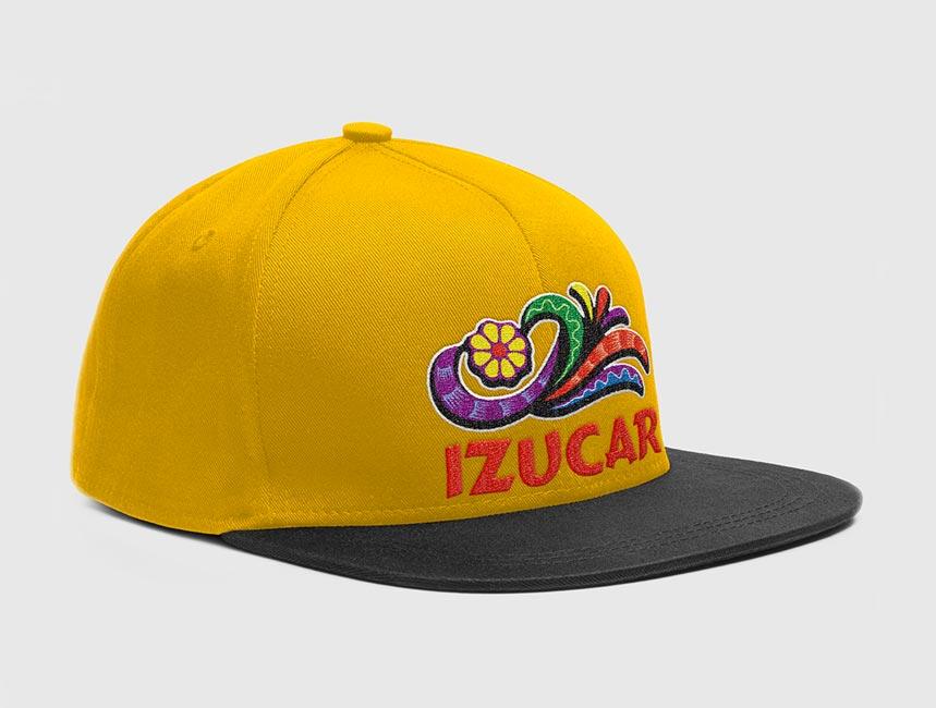 Izucar-Snapback-Cap-Gorra-Mario-Vargas